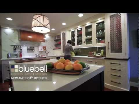 Bluebell Kitchens' New America Kitchen Is Here!