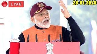 BJP LIVE : PM Modi Wonderful Speech at National Cadet Corps (NCC) Rally in New Delhi : 28-01-2020