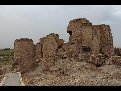 Anau Fort Turkmenistan