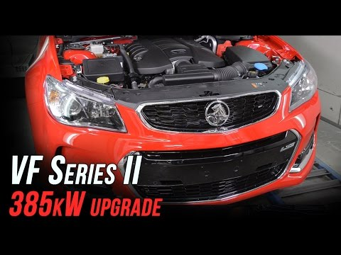 VF Series II 385kW LS3 upgrade by C&A Auto Fashion