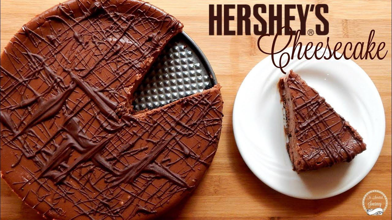 Hershey S Chocolate Cheesecake Recipe The Sweetest