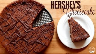 hersheys chocolate cheesecake recipe the sweetest journey