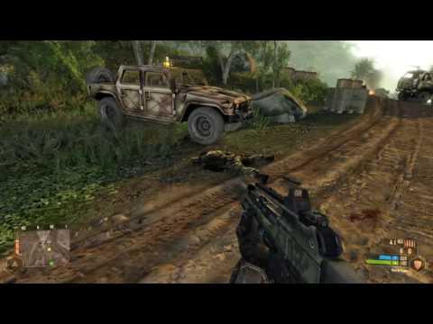 Crysis warhead parte 1