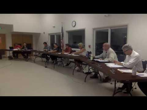Highlands NJ Council Meeting 10-18-16