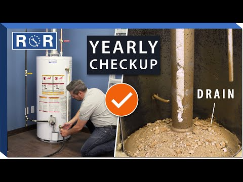 Water Heater - Maintenance Guide | Repair and Replace