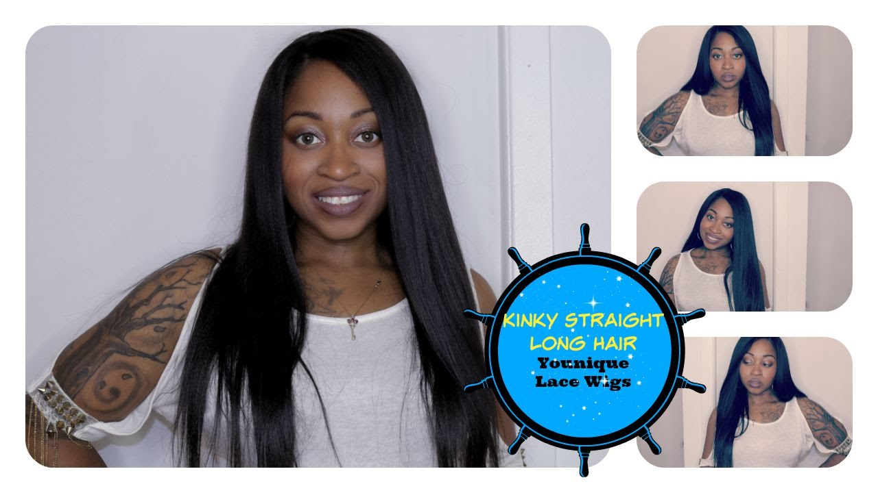 Younique Lace Wigs 38