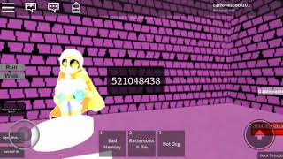 All my morph codes (roblox) Undertale rp
