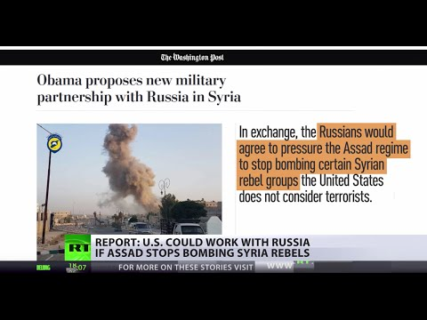 Syria Strategy: US seeks new partnership with Russia on fighting terrorists
