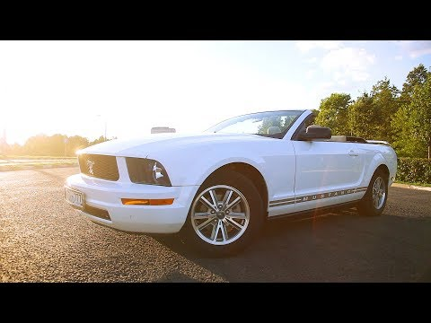 Mustang Мечты. Первый ремонт и расставание... - Cмотреть видео онлайн с youtube, скачать бесплатно с ютуба