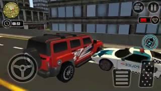 Police Chase Prado Escape Plan -Android GamePlay screenshot 4