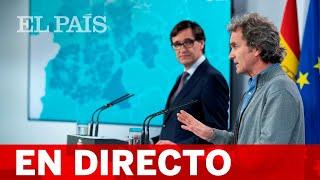 DIRECTO #CORONAVIRUS | Fernando Simón y Salvador Illa comparecen en Moncloa
