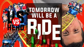 Tomorrow Will Be A Ride - Options Trading Watchlist - Stock Market Today