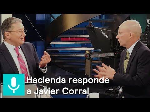 Secretario de Hacienda responde a señalamientos de Javier Corral - Despierta con Loret