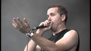 Cattle Decapitation Party san festival 2012 full set