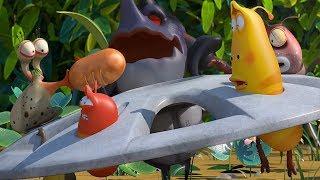 larva - stuck in the wheel  cartoon movie  cartoons for children  larva cartoon  larva official