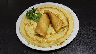 Kahvaltılık Krep Tarifi | Yemek Tarifleri
