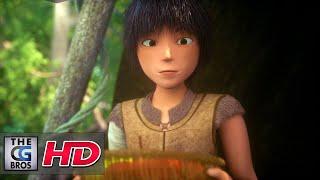 "CGI 3D Animated Short: ""비련(悲戀) - Tragic Love"" - by Ko Yoon Ju | TheCGBros"