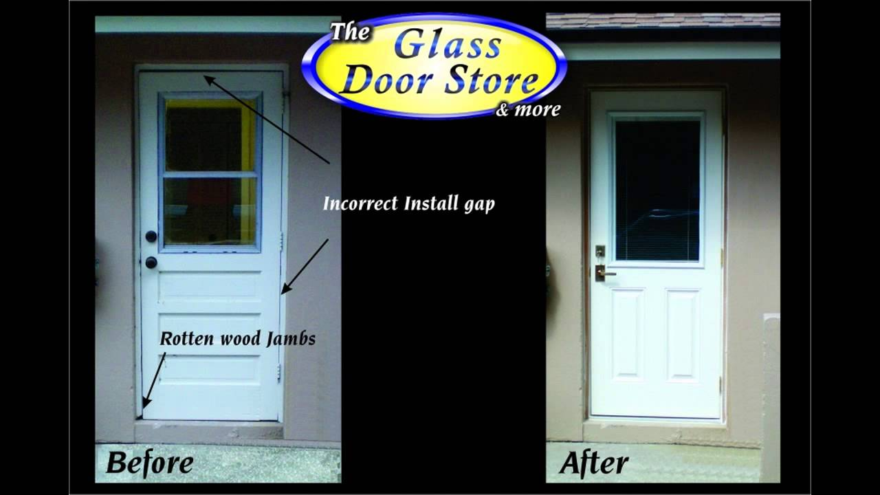 Garage side entry doors youtube for Garage side entry door