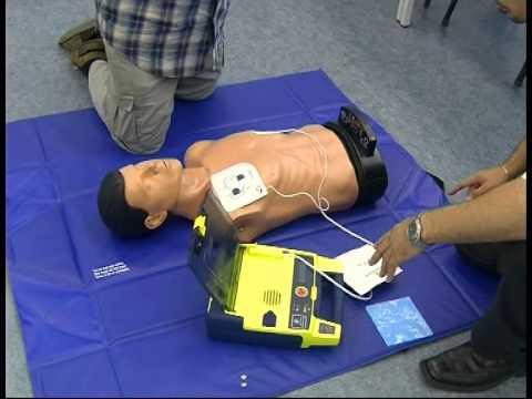 Automatický Externí Defibrilátor AED