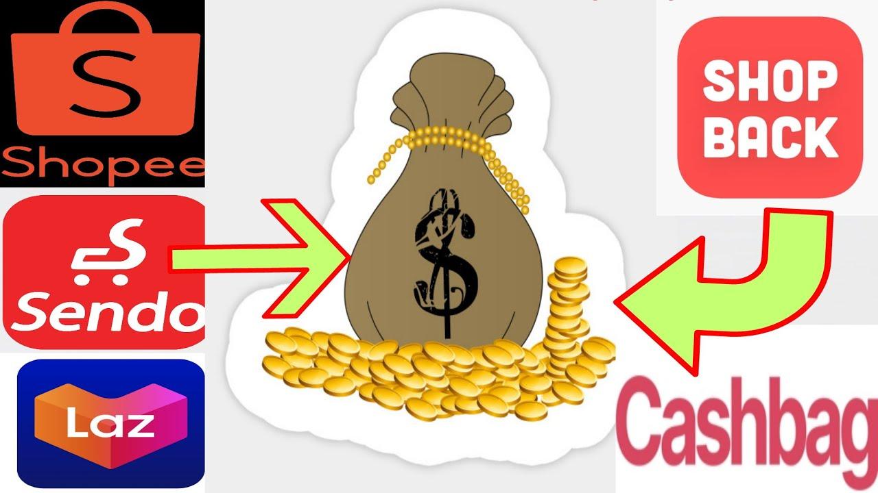 Hướng Dẫn Mua Sắm Hoàng Tiền Ứng Dụng Cashbag Và ShopBack