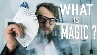 Magicians trying to be inspirational. Video