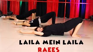 Laila Main Laila | Raees | Dance Choreography | Mohit Jain's Dance Institute(MJDi)
