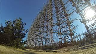 Russian Woodpecker Chernobyl   2 Over The Horizon Radar  ДÐ