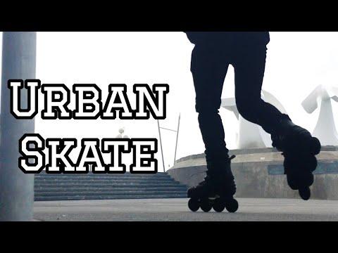 Urban Skating Eerie Wellington City