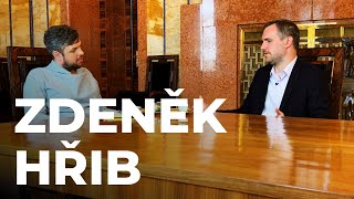 DEEP TALKS 31: Zdeněk Hřib - Primátor hlavního města Prahy