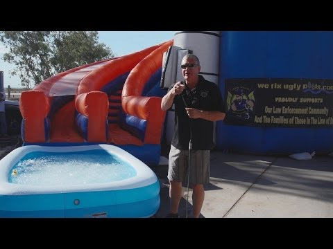 Ice Water Challenge   Mesa PD Chief Milstead