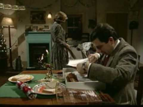 Mr. Bean Christmas Night