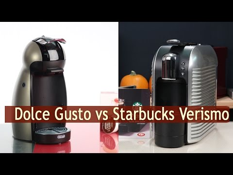 Tassimo Coffee Maker Vs Dolce Gusto : Dolce Gusto vs Nespresso - Review & Comparison Doovi