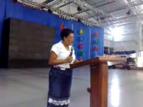Seminario De Cura Com Irma Maria Eunice