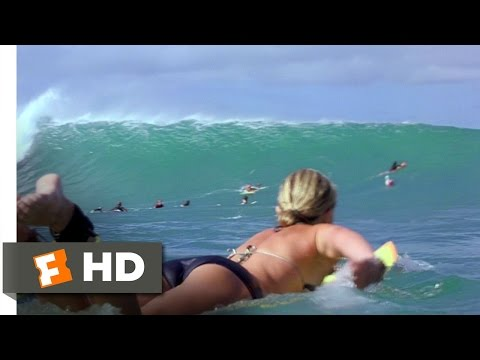 Blue Crush 19 Movie   Slammed by the Pipe 2002 HD