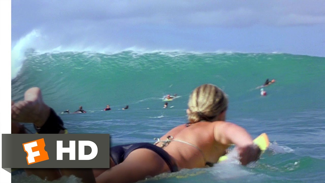 Download Blue Crush (1/9) Movie CLIP - Slammed by the Pipe (2002) HD