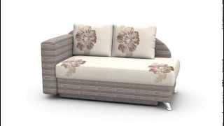 Диван Малыш (мягкая мебель БУМ)(, 2013-05-08T10:40:21.000Z)