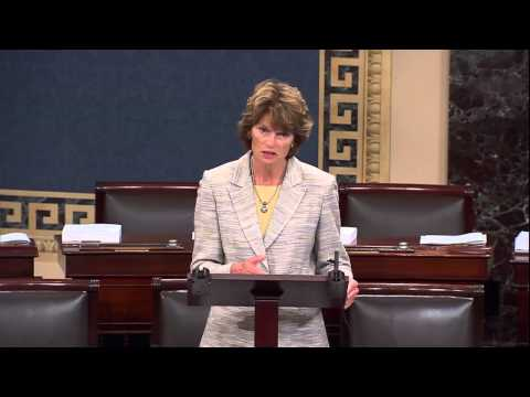 Senator Lisa Murkowski explains the Alaskan benefits of ECAA