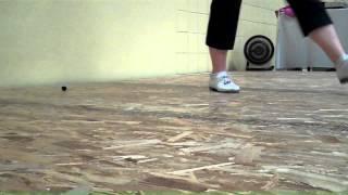 Fly Robin Fly - clogging workshop final dance through