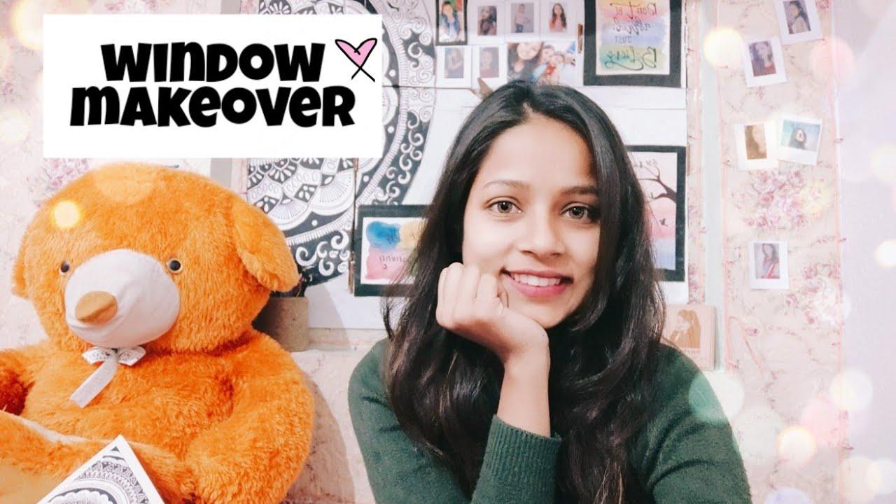 Download Window Makeover 😻   Room decor  DIY   mansi gupta