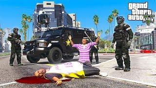 ЖЁСТКИЙ СПЕЦНАЗ НАКАЖЕТ ВСЕХ 🚔 GTA 5 Игра за Полицейского (ГТА 5 МОДЫ LSPDFR 0.4)