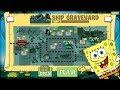 SpongeBob Atlantis SquareOff: Map 3 - Ship Graveyard