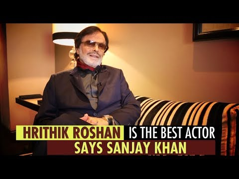 'Hrithik Roshan Is The Best Actor' Says Sanjay Khan | Sanjay Khan | Puja Talwar