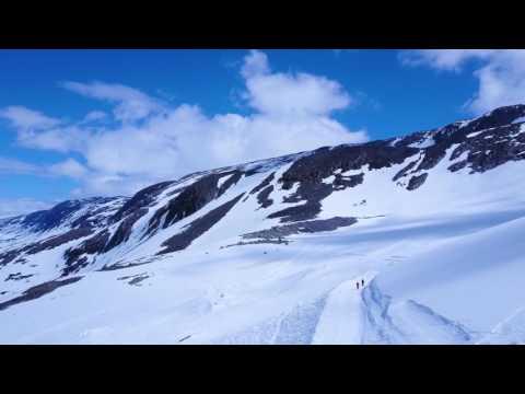 Stryn Summer Ski Center