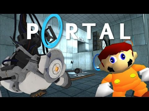 Thumbnail: Portal M4R10 - If Mario was in...Portal