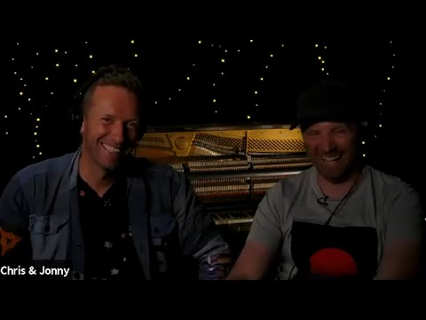 Coldplay's Chris Martin & Jonny Buckland Chat New Music, Life in Quarantine, Potential Tour and More