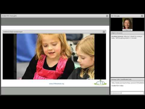 KinderTEK: Research and Evidence-based Technology for Early Math Instruction