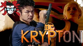 STUNT ACTION PREVIS  GUN FIGHT | KRYPTO SEASON 1: Nyssa-Vex fight Ft Jean-Paul Ly (Superman Prequel)