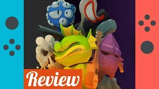 Nuclear Throne Switch Review