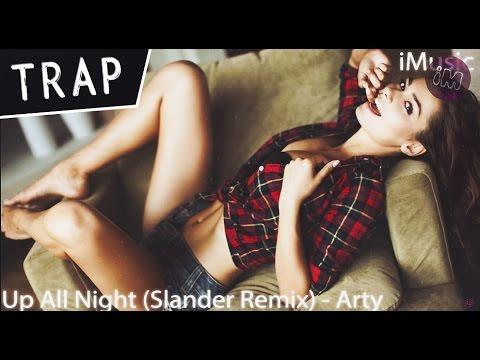 Arty - Up All Night ft. Angel Taylor (Slander Remix)