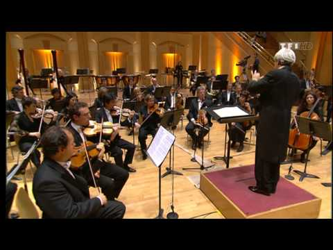 Erik Satie - Gymnopedies  3 & 1 HQ  / Live  Orchestre National de Lorraine